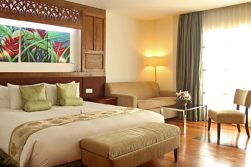 Cocoon Boutique Hotel (1 Night)