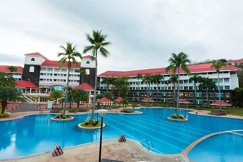 2D1N Canyon Cove Hotel and Spa (Good for 4)