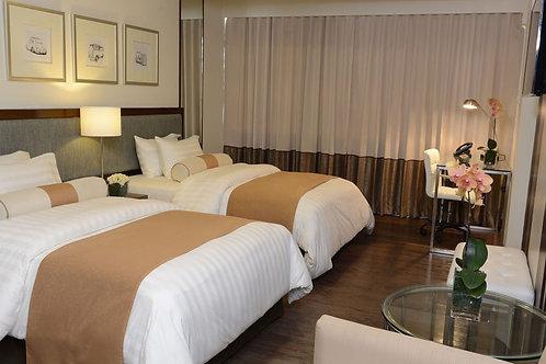 The Carmen Hotel (1 Night)