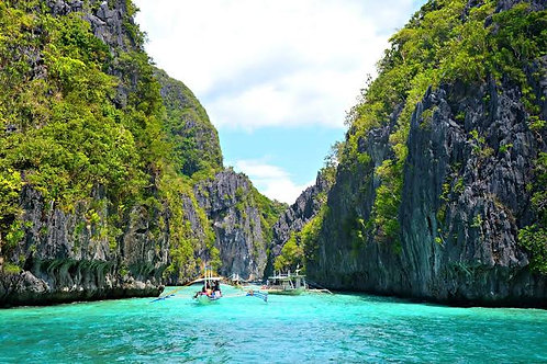 5D4N El Nido + Islang Hopping Tour A & B (Min of 5)