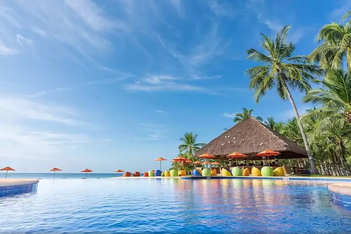 South Palms Resort Panglao (1 Night)