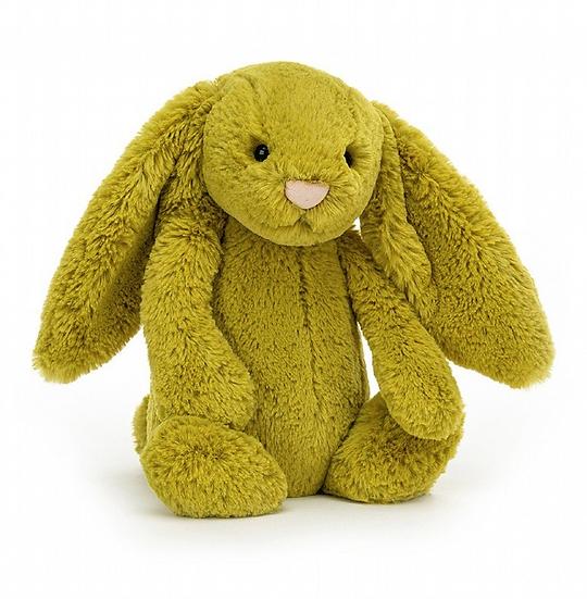 Jellycat Bashful Zingy Bunny
