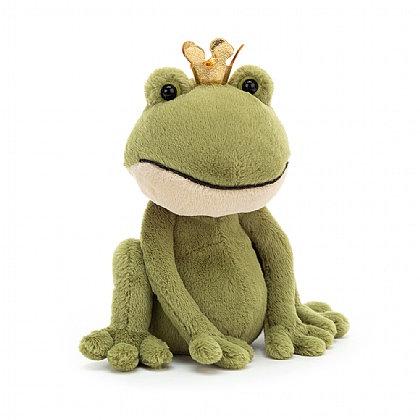 Jellycat Felipe Frog Prince