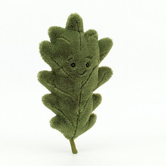 Jellycat Woodland Oak Leaf Little
