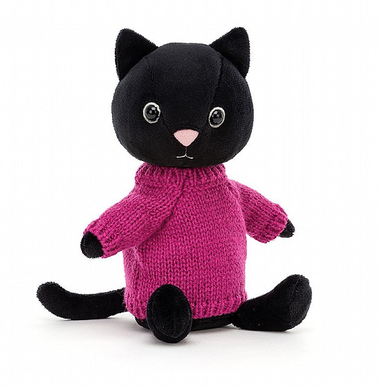 Jellycat KittenKitten Fuschia