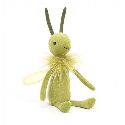 Jellycat Zeegul Grasshopper