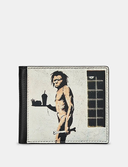 Banksy Apeman Wallet