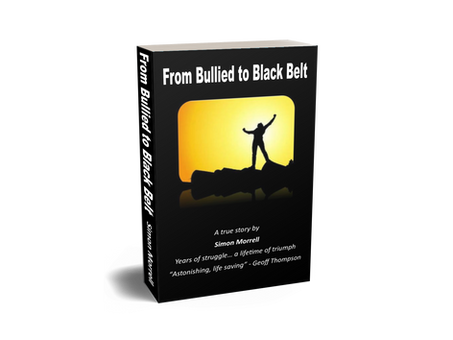 READ A SAMPLE OF CHAPTER OF FROM BULLIED TO  BLACK BELT, A TRUE STORY HERE!