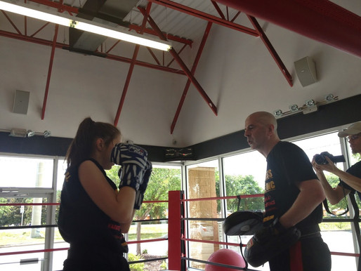 Ladies Self Defence Classes and One to One Training .