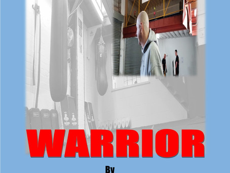 British Warrior. A new book by Simon Morrell.