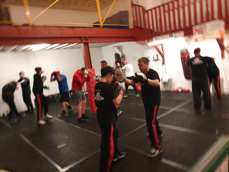 Instructors Course end of week.