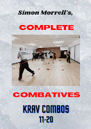 KRAV MAGA ADVANCED SHADOW FIGHTING 11-20 NOW AVAILABLE