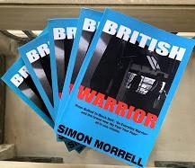 EXCLUSIVE SIGNED COPIES OF BRITISH WARRIOR