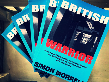 What is inside British Warrior?