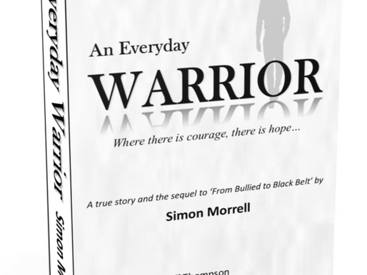 An Everyday Warrior now just 99p on Kindle.