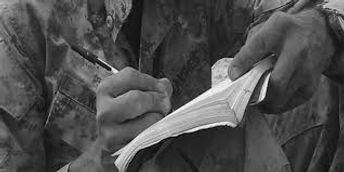 warrior writing.jfif