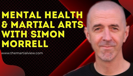 Simon appears on Podcast