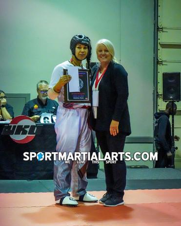 Women's Grand Champion