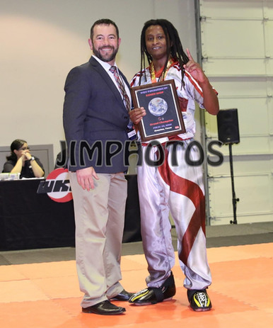 Veterans Grand Champion