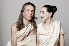 Founders of Jivamukti, David Life and Sharon Gannon