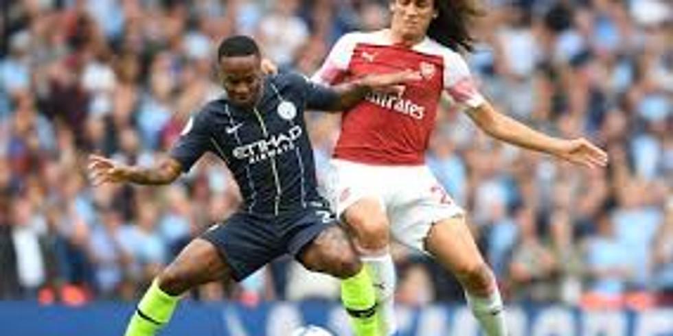 Super Sunday Football: Arsenal vs Man City