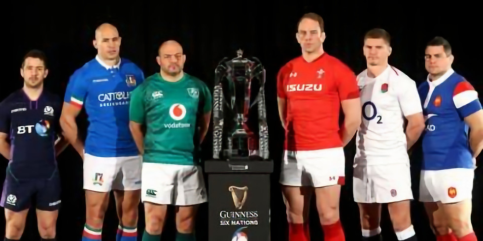 Six Nations Opening Weekend