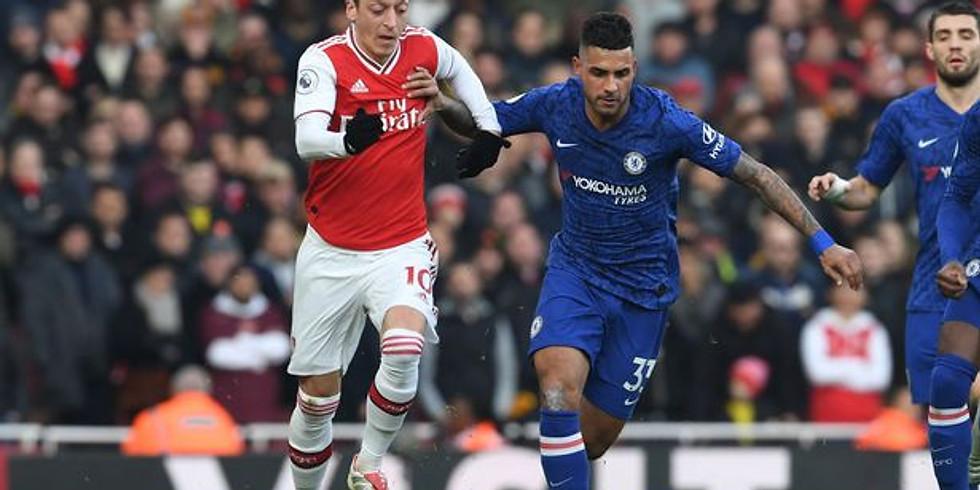 Shef Utd v Man City & Chelsea v Arsenal : EPL