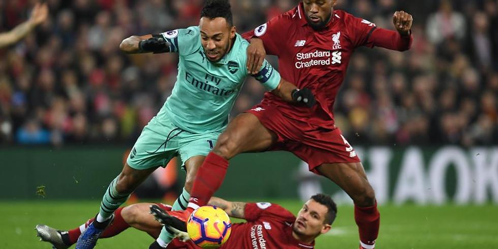 Epic Wednesday of Football: Liverpool v Arsenal & Man Utd v Chelsea