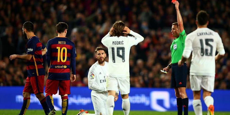 El Classico - Barca v Real Madrid