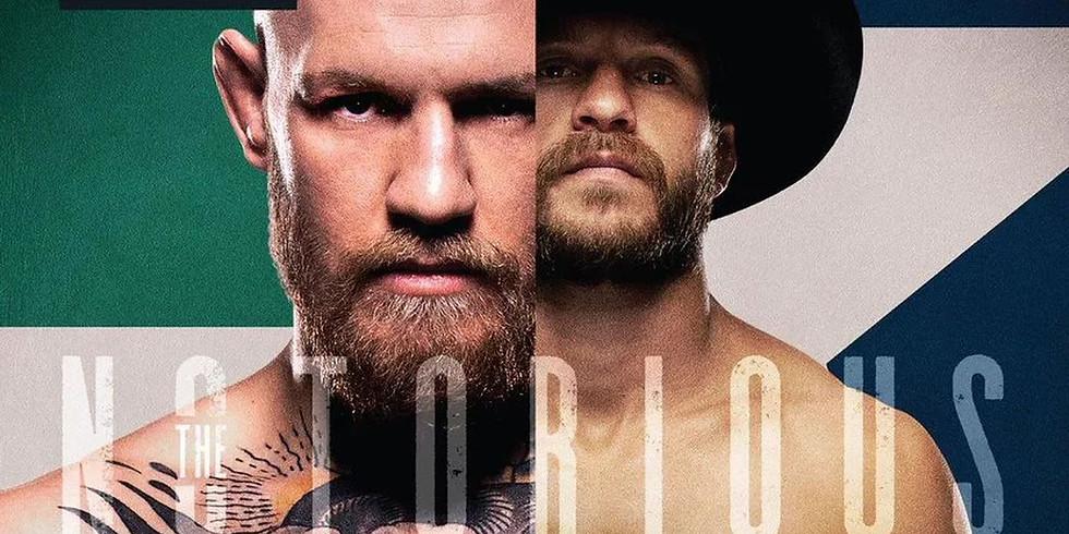 Conor McGregor v Cowboy Cerrone: UFC 246