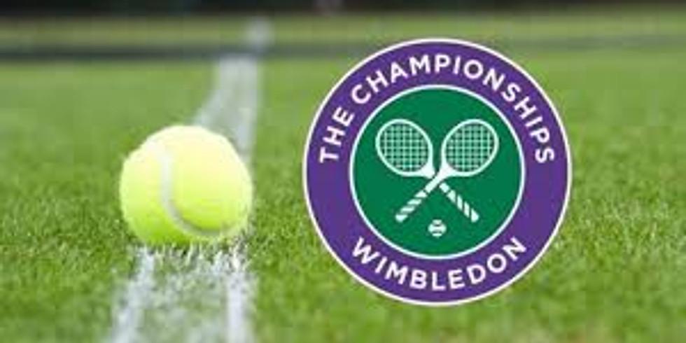 Wimbledon 2021 Mens Final