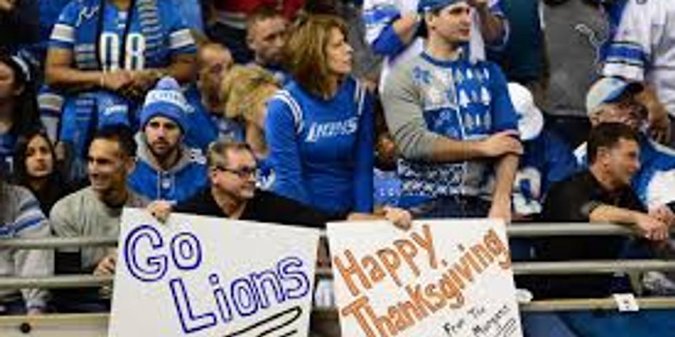 Thanksgiving NFL: Lions v Bears