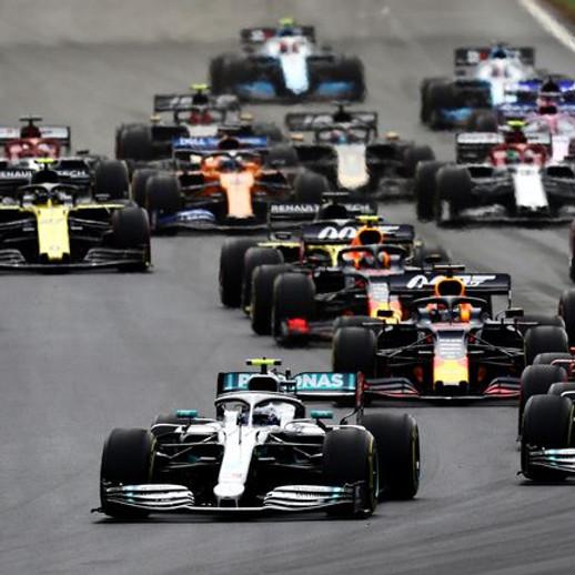 British GP Full Race Live