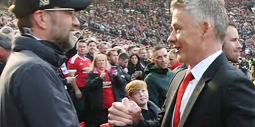 Super Sunday: Man Utd v Liverpool