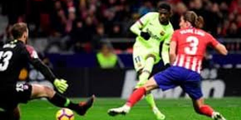 EPL Super Sunday & Atletico Madrid vs Barcelona