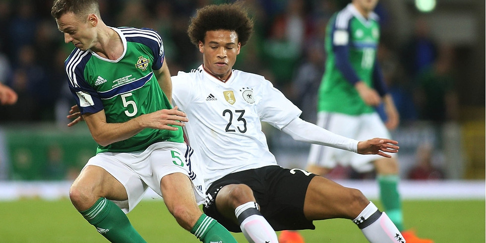 Northern Ireland v Germany EURO 2020 Qualifiers