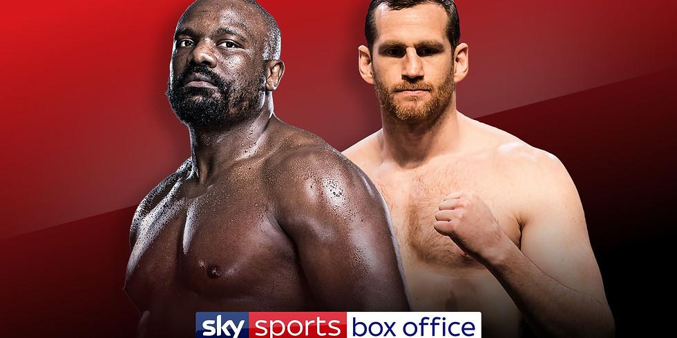 Box Office Boxing: Chisora v Price and Prograis vs Taylor