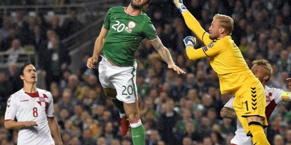 Ireland v Denmark EURO 2020 Qualifier