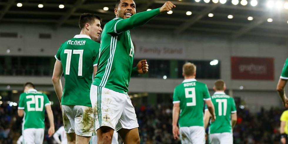 Northern Ireland V Netherlands EURO2020 Qualifiers