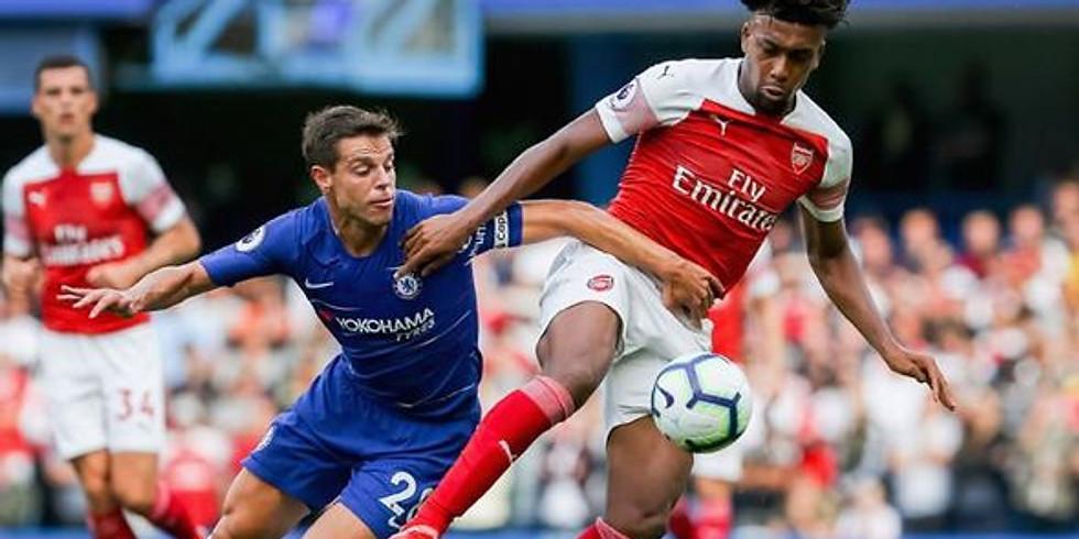 Super Sunday Football: Arsenal v Chelsea