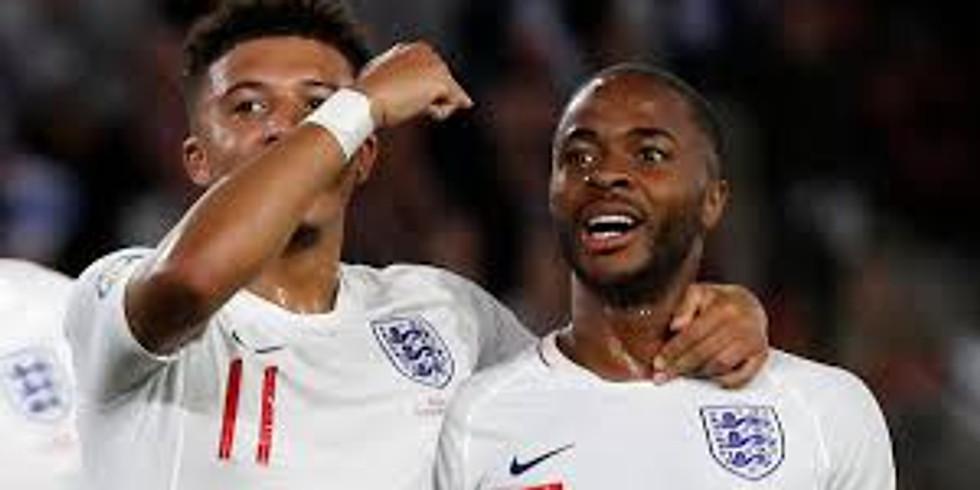 England v Montenegro EURO 2020 Qualifiers