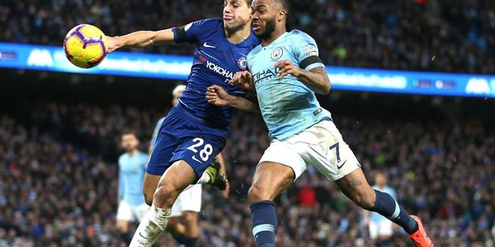 Man City v Chelsea - Premier League