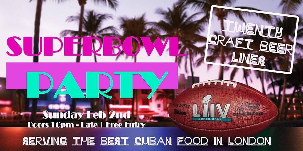 Superbowl LIV Party