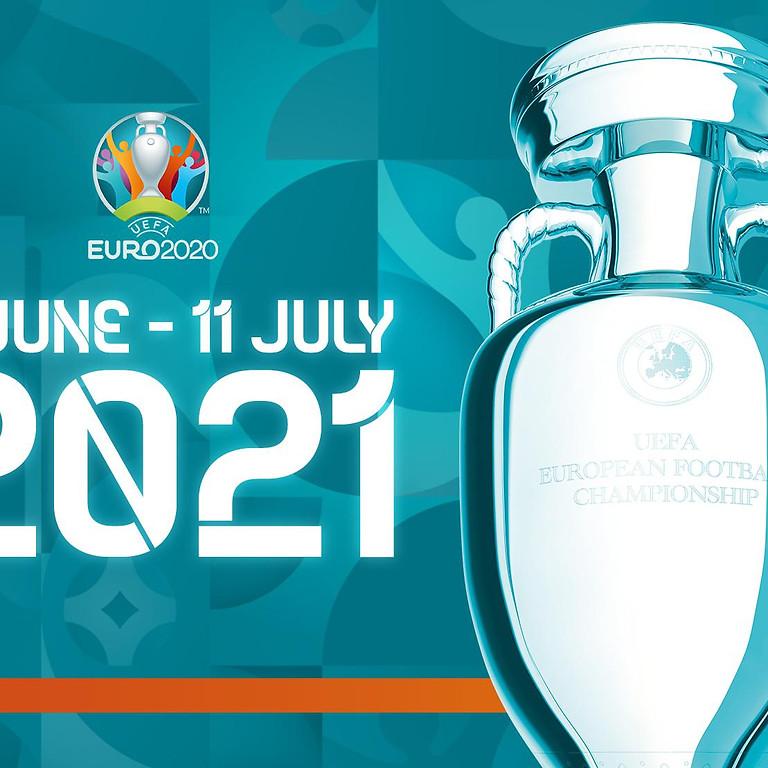 Euro 2021 Italy v Wales