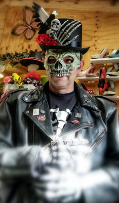 Halloween Day of Dead