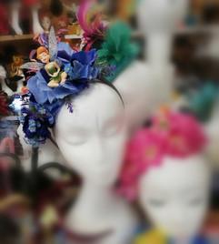 Fantasy Fairy Headband Vandalised with Love
