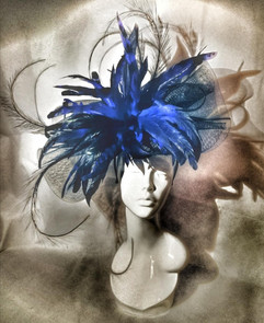 Large hats for Racing Vandalised with Love