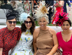 Ascot Races by Vandalised with Love