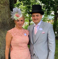 Ascot hats by Vandalised with Love