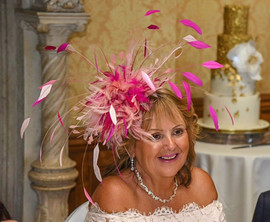 Mother of the Bride Vandalised with Love